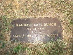 Randall Earl Bunch