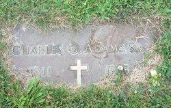 Charles G Adams, Sr