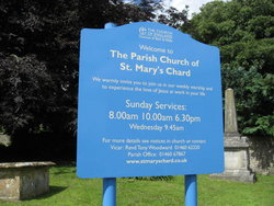 Blessed Virgin Mary Churchyard