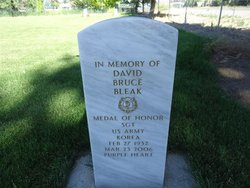 David Bruce Bleak