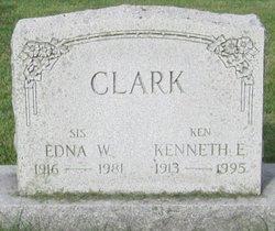Edna Sis <i>Wolf</i> Clark