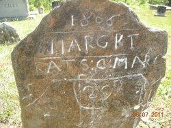Maria Margaret Elizabeth <i>Schwisguth</i> Ratts