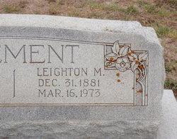 Leighton <i>Moseley</i> Clement