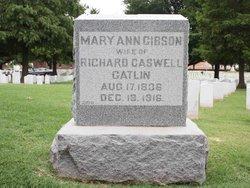 Mary Ann Gibson Gatlin