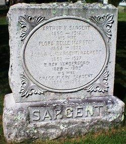 Adelia Louise <i>Sargent</i> Hackett