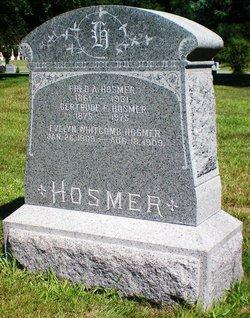 Gertrude Foster <i>Preston</i> Hosmer