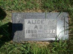 Alice Amelia Ash