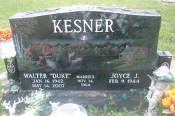 Walter Dale Duke Kesner