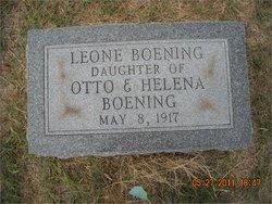 Leone Boening