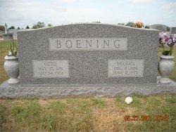 Otto Boening