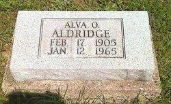 Alva Oren Aldridge