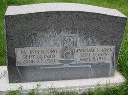 Pauline <i>Hutchings</i> King
