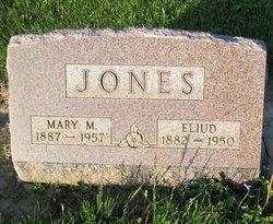 Mary M. <i>Preston</i> Jones