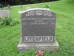 Carrie Gertrude <i>Pratt</i> Litchfield