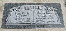 Betty Mary <i>Davis</i> Bentley