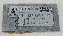 Kea Lyn <i>Finch</i> Alexander