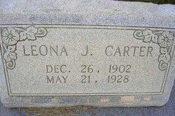 Leona <i>Jeffords</i> Carter