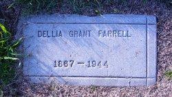 Mrs Bridget Dellia <i>Grant</i> Farrell