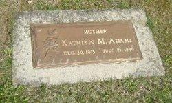 Kathlyn E. <i>Mohler</i> Adams