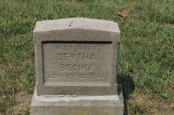 Bertha Becika