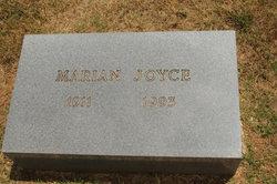 Marian Joyce Brashears