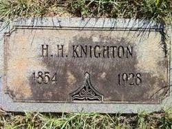 Henry Harrison Knighton
