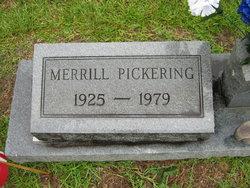 Merrill Pickering