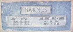 Sarahbell <i>Taylor</i> Barnes