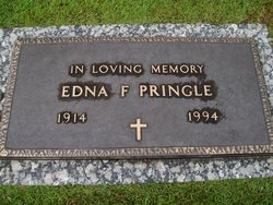 Edna Fern <i>Collins</i> Pringle