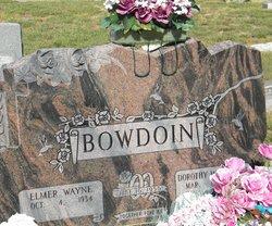 Dorothy Marie <i>Kunz</i> Bowdoin