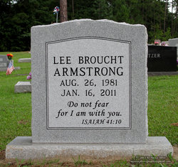 Lee Broucht Armstrong