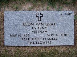 Leon Van Lee Gray