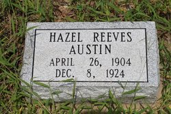 Hazel <i>Reeves</i> Alston