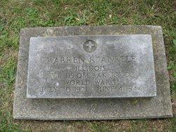 Pvt Warren R. Ankele