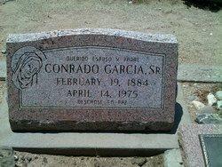 Conrado Garcia, Sr