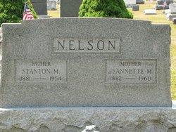 Jeanette Mae <i>King</i> Nelson