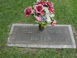 Lillian Frances <i>Cousins</i> Boyer