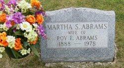 Martha Abrams