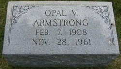 Opal V. Armstrong