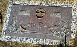 Harold F. Allen