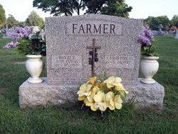 Christine <i>Oliver</i> Farmer