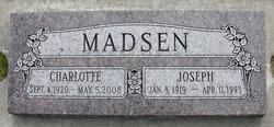 Joseph Theodore Joe Madsen