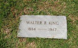 Walter B King