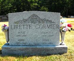 Doris L <i>Dickerson</i> Cormier