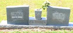 Jewell E. Cothren