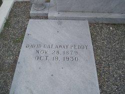 David Calaway Peddy