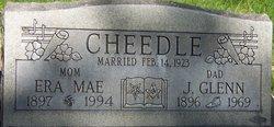 J. Glenn Cheedle