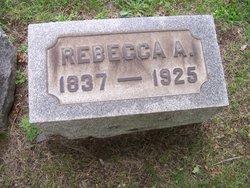 Rebecca <i>Allen</i> Rogers