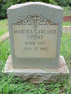 Martha <i>Garland</i> Updike
