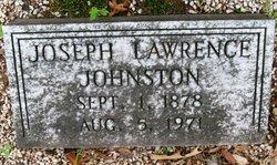 Joseph Lawrence Johnston